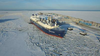 Novatek closes Arctic LNG-2 deal with Chinese and Japanese investors